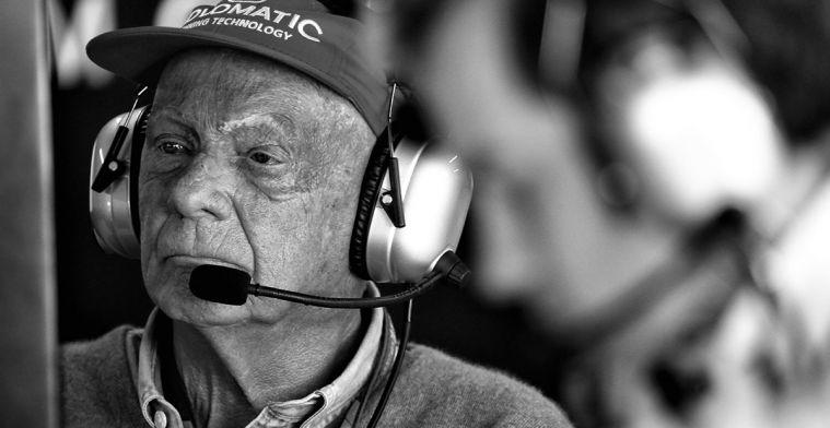 Zandvoort wil eerbetoon voor 'laatste winnaar' Lauda: Zeker nu