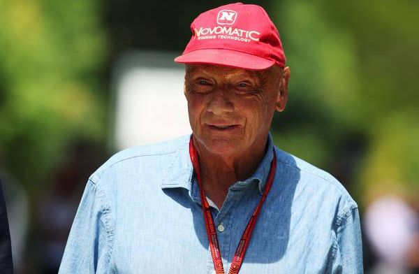 Mercedes pays tribute to F1 great Niki Lauda