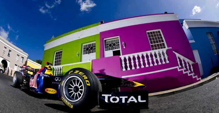 Zuid-Afrika nog steeds in de race voor een Grand Prix op Kyalami