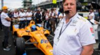 "Image: Brown admits McLaren were ""unprepared"" for Alonso's Indy 500 attempt"