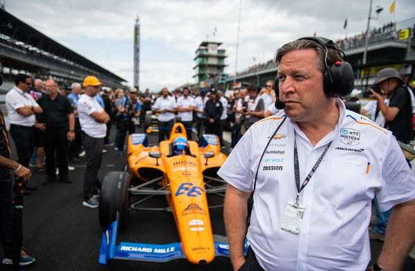 Brown insists he is not stepping back despite Seidl arrival at McLaren
