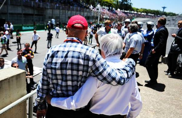 Ecclestone: Lauda leaves this world with pride