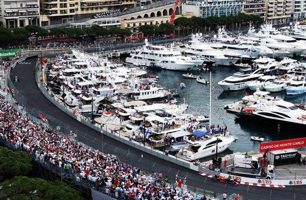 15.000 euro voor een plekje in de haven van Monaco tijdens de Grand Prix