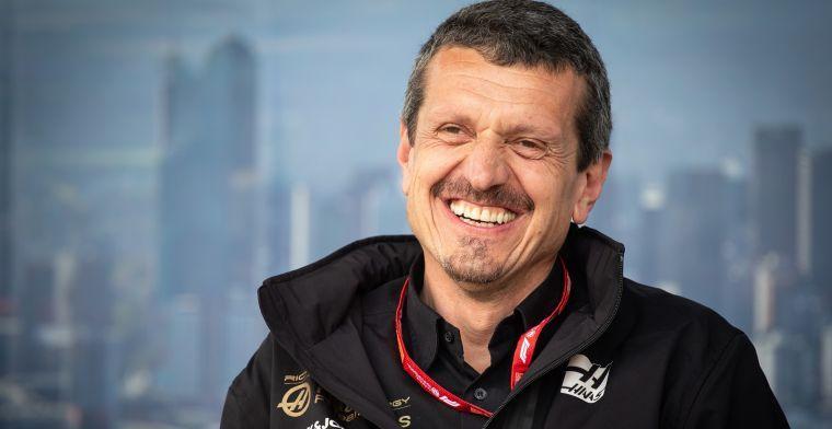 Guenther Steiner: Haas coureurs zijn vrij om te racen