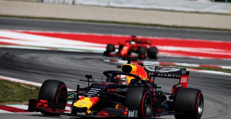 Red Bull in Monaco met opvallende verandering aan de neus RB15