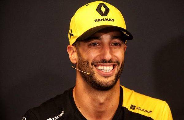 Ricciardo: Ze luisteren erg goed naar mijn feedback