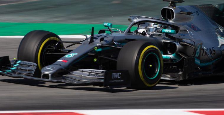 Mercedes domineert als leverancier op betrouwbaarheid motoronderdelen