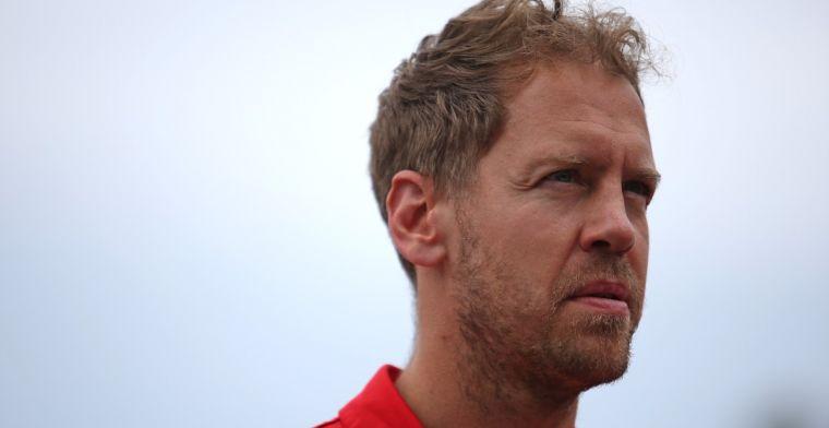 Vettel hoopt lauda voor Monaco uit zijn hoofd te krijgen