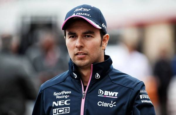 Sergio Perez admits 2020 Mexico Grand Prix is in doubt