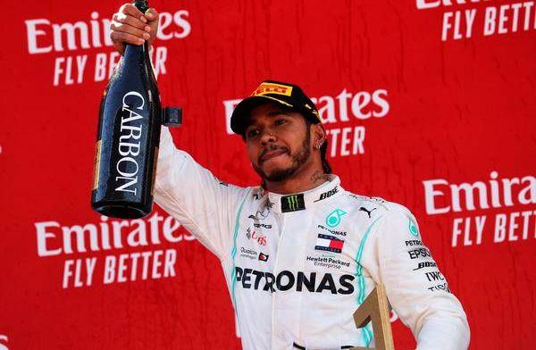'De dominantie van Mercedes is de schuld van Ferrari en Red Bull'