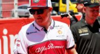 Image: Raikkonen not interested in 300-race milestone, just the performance