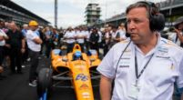 "Image: Brown insists he is ""not stepping back"" despite Seidl arrival at McLaren"