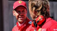 Image: Sebastian Vettel hopes to clear his mind of Lauda's death in time for race