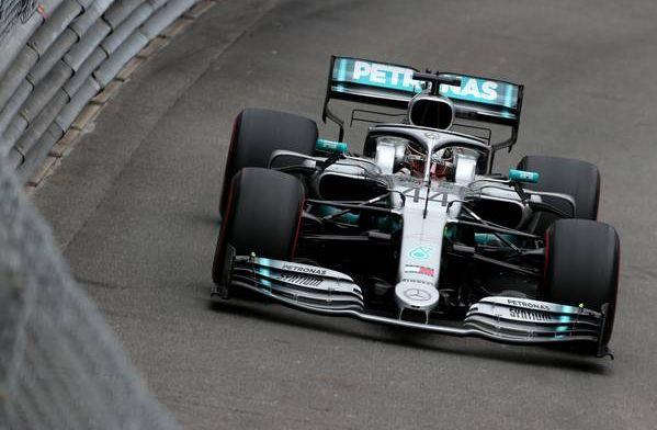 FP2 report: Lewis Hamilton narrowly beats Valtteri Bottas in Monaco