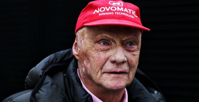 Eredienst Niki Lauda open voor publiek, begrafenis is besloten