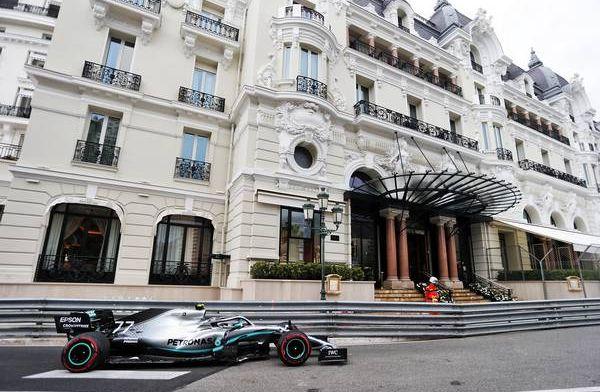 Bottas: Monaco no longer feels impossible to drive
