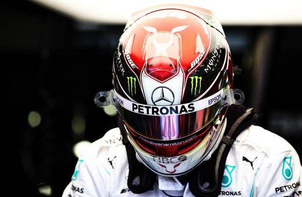 Hamilton says Thursday was a dream for Mercedes