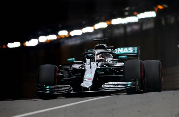 Mercedes admits tyre warm-up as a concern for the Monaco GP