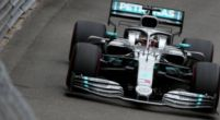 Image: FP2 report: Lewis Hamilton narrowly beats Valtteri Bottas in Monaco
