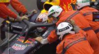 Afbeelding: Verstappen moest teruggeduwd worden tijdens VT1 Monaco