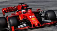 Afbeelding: Vettel en Leclerc beide boete voor te snel rijden in pitstraat