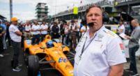 Afbeelding: Brown 'schaamt zich diep' voor wanprestatie kwalificatie Indy500