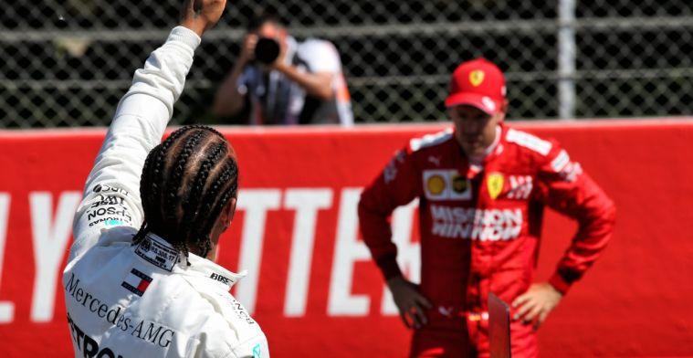 Marc Surer: Hamilton naar Ferrari? Waarom zou hij dat doen?