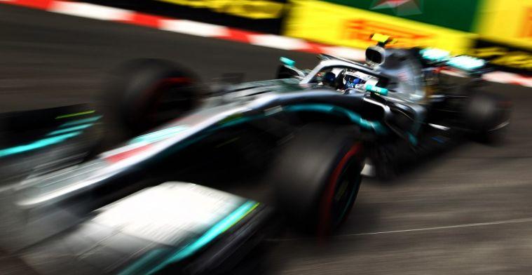 De mooiste hommage aan Lauda komt (uiteraard) van Mercedes