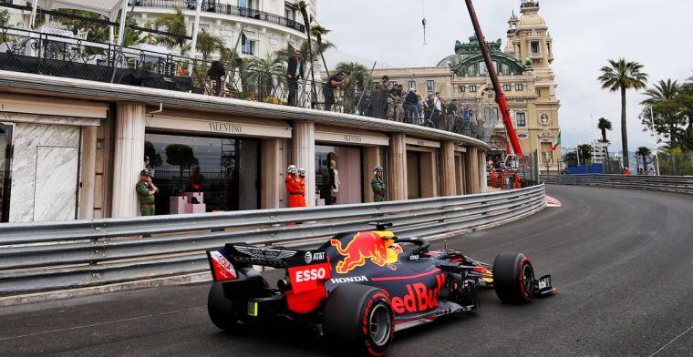 Max Verstappen zet geen voet meer in het casino van Monte Carlo