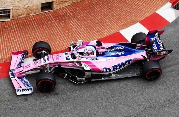 Sergio Perez admits he hasn't found Monaco rhythm