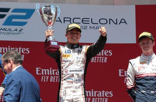 Nyck de Vries wint chaotische F2-race in Monaco vanaf pole position!