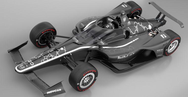 IndyCar introduceert vanaf 2020 door Red Bull ontwikkelde Aeroscreen