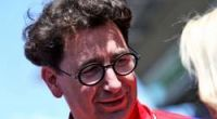 Image: Binotto on 'efficient' Ferrari lacking downforce