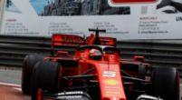Afbeelding: Ferrari krijgt banden maar niet op temperatuur. Hitte van remmen de oplossing?