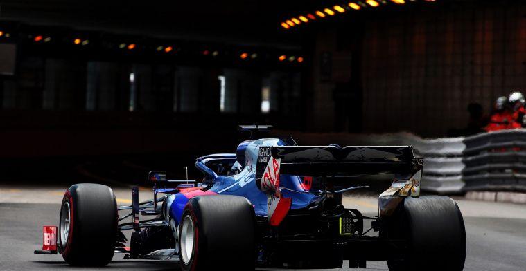 Toro Rosso is tevreden: Wij zitten er prima bij in de kwalificatie!
