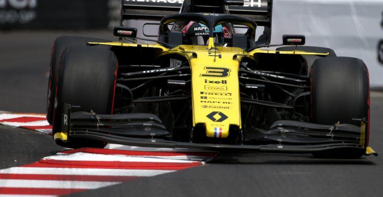 Ricciardo: Pole position is leuker, maar ik moet natuurlijk realistisch zijn