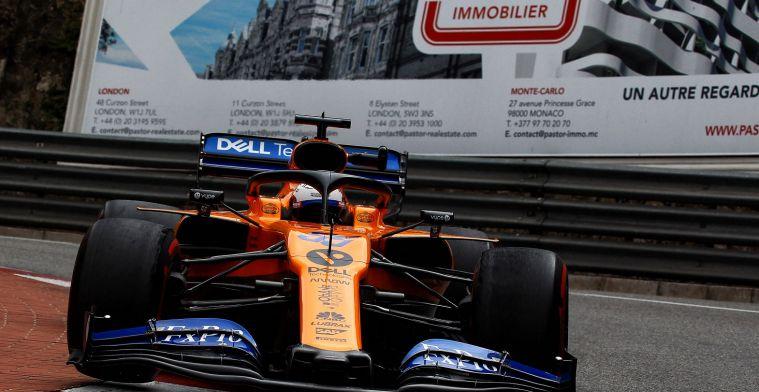 Twee McLarens in Q3 vandaag? Dat gaat hier echt ontzettend lastig worden