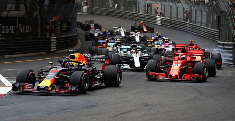 Gasly, Giovinazzi hit with Monaco grid penalties