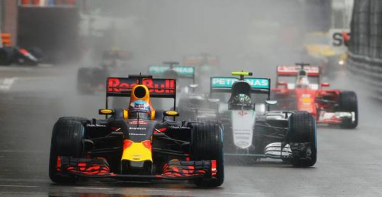 Forecast suggests a wet Grand Prix in Monaco!