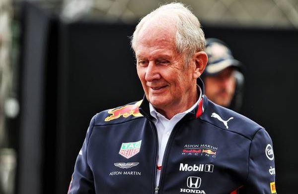 Helmut Marko: 'Ricciardo verpestte eerste startrij voor Verstappen'