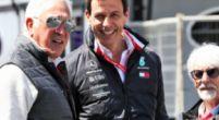 Afbeelding: Toto Wolff heel blij na kwalificatie, maar vindt het jammer voor Leclerc