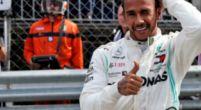 Afbeelding: Hamilton enorm blij met pole position in Monaco