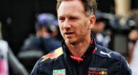 Afbeelding: Christian Horner: 'Verstappen had een slordige out lap'