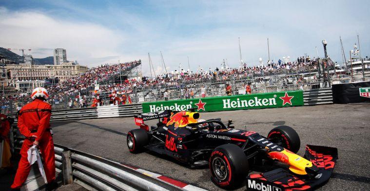 Max Verstappen is de ''Driver of the Day'' na zenuwslopende Monaco GP!