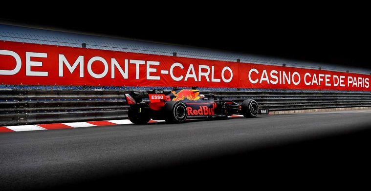 Max Verstappen zorgt voor sensatie in Monaco, maar wordt niet beloond