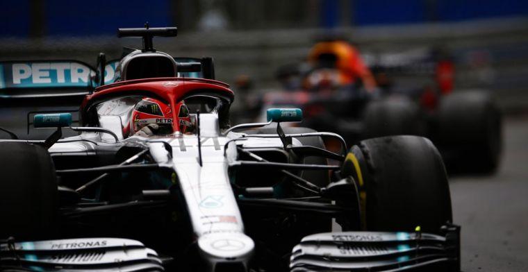 Hamilton: Dat was de zwaarste race die ik ooit heb gereden