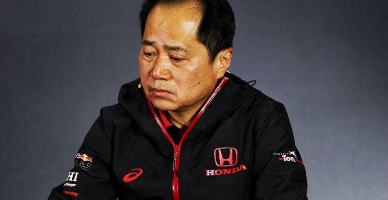 Honda tevreden met punten, maar baalt van straf Verstappen