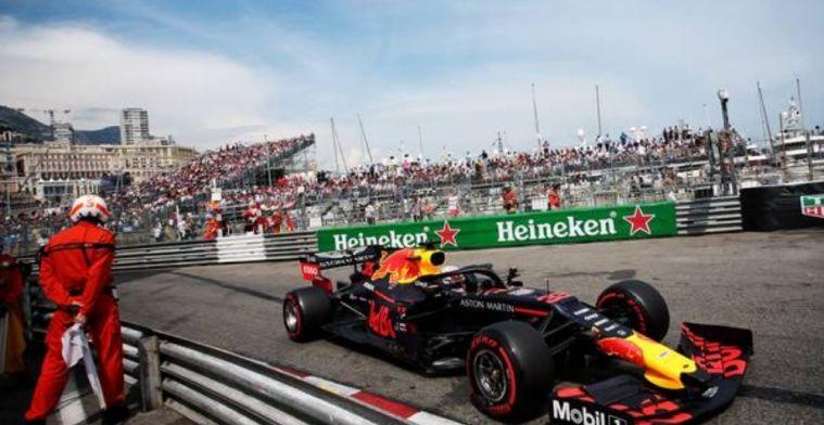 Verstappen upbeat despite P4: I had a fun race