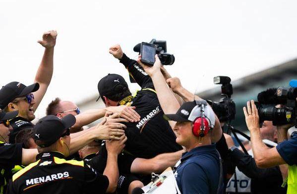 Simon Pagenaud wins 2019 Indy 500!