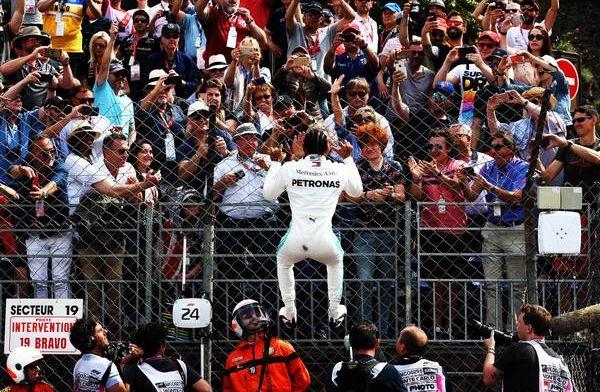 Confirmed Monaco GP starting grid!